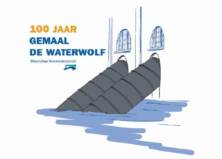 100 jaar Gemaal De Waterwolf