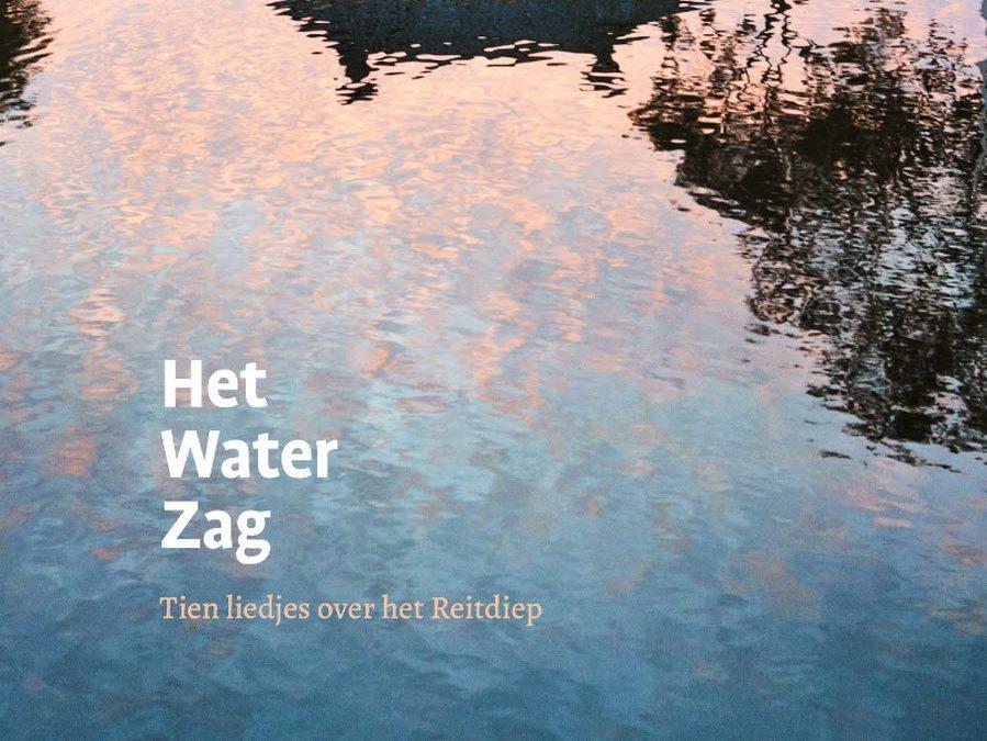 """CD""""Het Water Zag"""" – muzikale fietstocht langs het Reitdiep"""